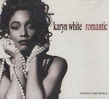 Karyn White Romantic (1991) [Maxi-CD]