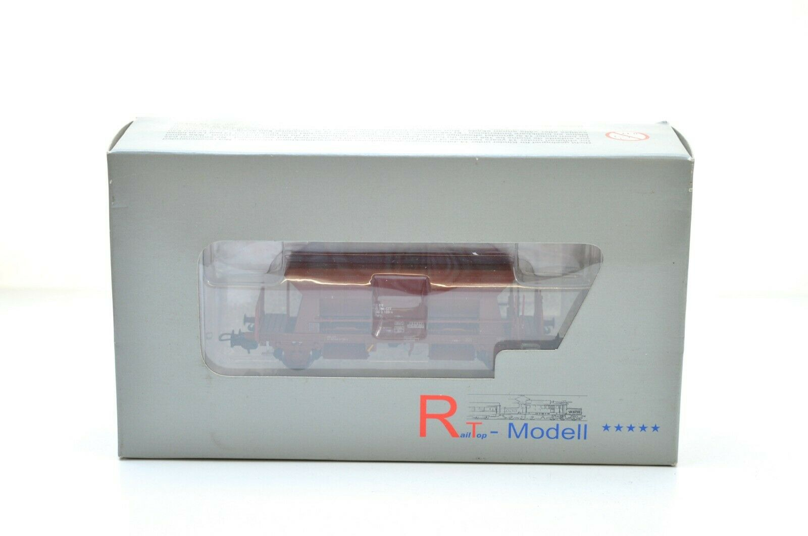 RAIL TOP  modello 41810 SBB silo wagon set Fcsy