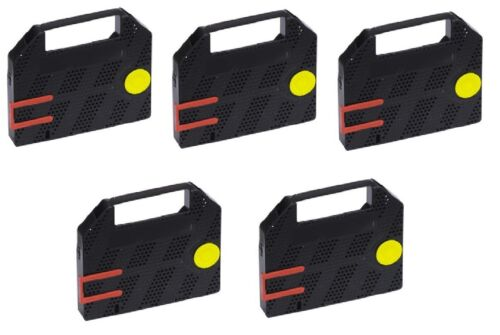 5 x Farbband Gr.176c Olivetti Praxis 20 2000 ET50 Personal 50 Correctable Ribbon