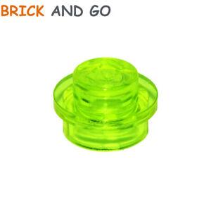 round plate 1x1 new new 15 x lego 30057 plate round orange transparent
