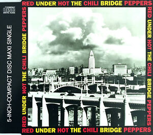 Red-Hot-Chili-Peppers-Maxi-CD-Under-The-Bridge-Europe-M-VG