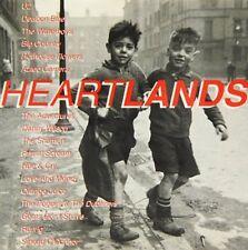 Heartlands (1992) U2, Deacon Blue, Waterboys, Big Country, Aztec Camera.. [CD]