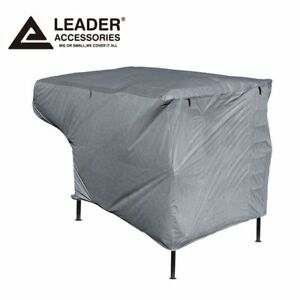New-Easy-Setup-Truck-Camper-Cover-Fits-RV-10-039-12-039-with-Assist-Poles