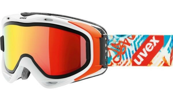 Uvex g.gl 300 TO wh ora take of Wechselscheibe red Skibrille Goggles Snowboard