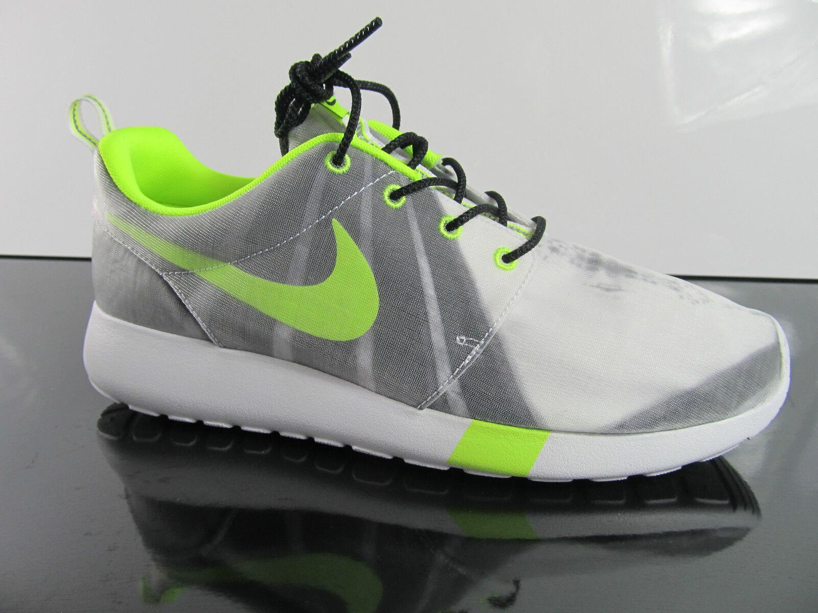 Nike Roshe Rosherun FV QS Black Volt White Sneaker UK_8.5 US_11 Eur 43