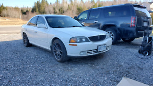 Lincoln LS V8 with Aftermarket Parts