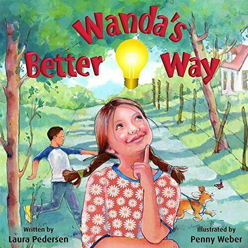 Pedersen Laura/ Weber Penny...-Wanda`S Better Way (US IMPORT) BOOK NEW