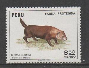 C297-Peru-929-postfris-Dieren
