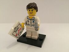 Lego Minifigure - Series 1 - Nurse