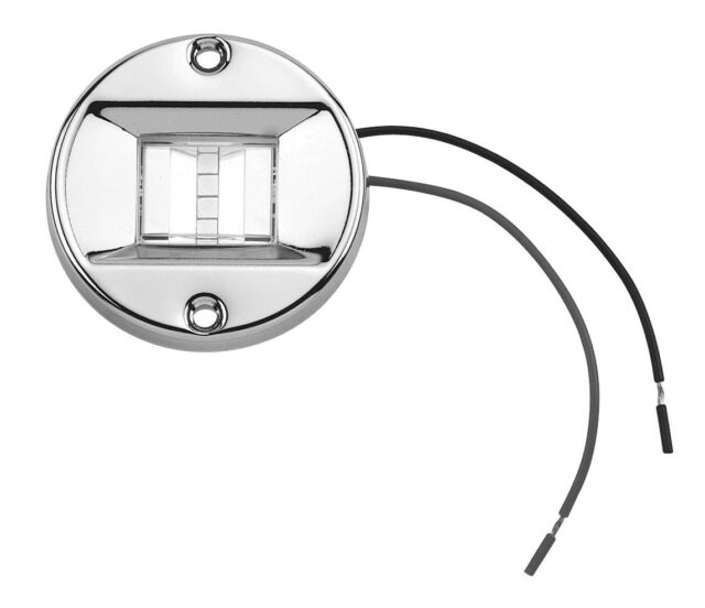 Buy Pactrade Marine Boat S S Led Stern Transom Round Navigation