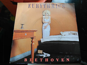 SINGLE-EURYTHMICS-BEETHOVEN-RCA-UK-1987-VG