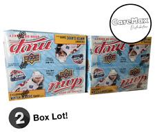 2008-09 Upper Deck MVP Hockey Retail - Winter Classic (2 Box Lot)