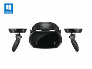 Details about Samsung HMD Odyssey Windows Mixed Reality VR Headset w/  Controllers
