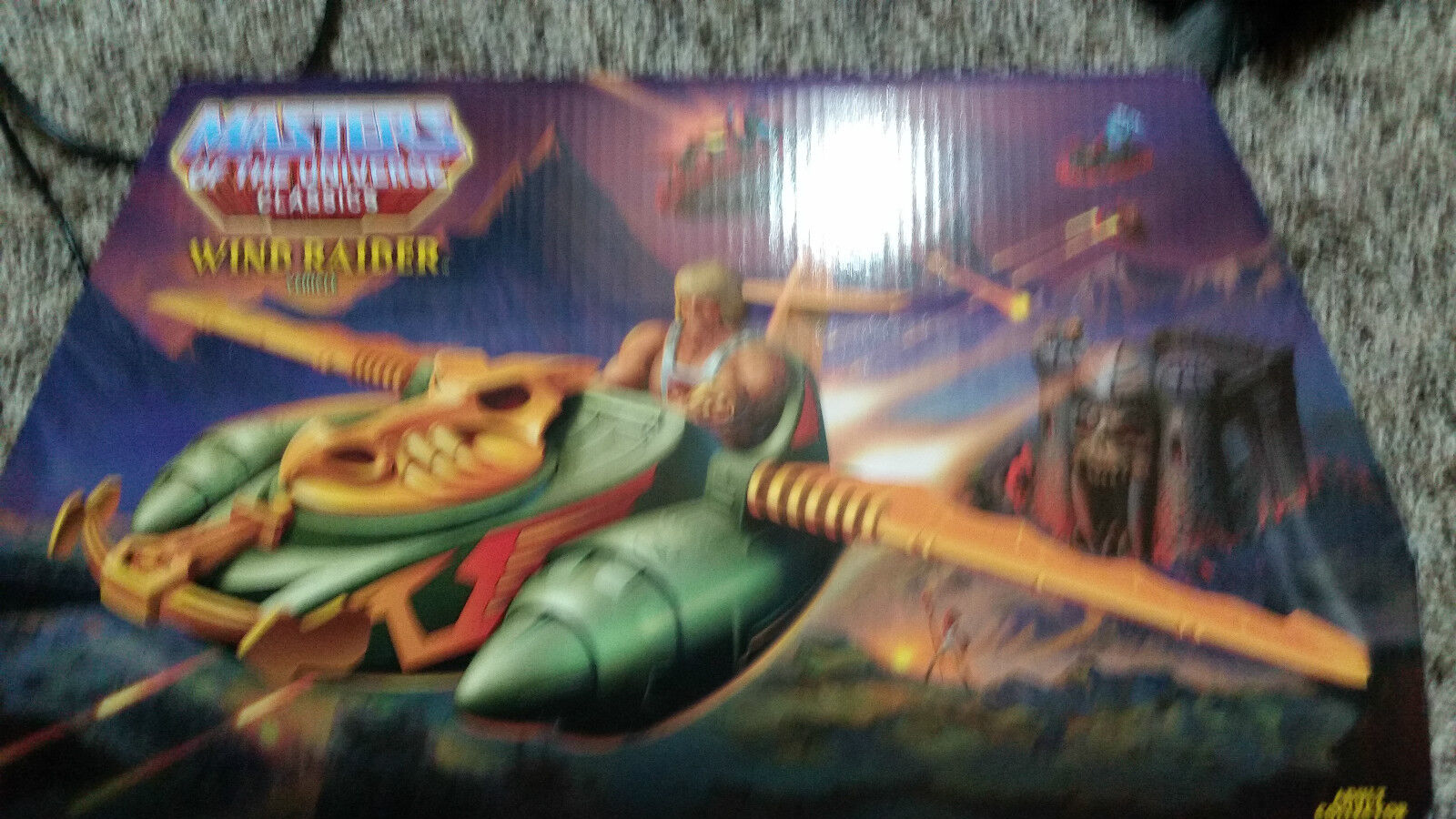 Masters of the Universe Classics Wind Raider Loose Loose Loose Complete d59baa
