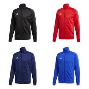 Adidas-Core-18-Boys-Running-Sports-Jacket-Training-Top