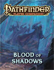 Pathfinder Player Companion: Blood of Shadows: Blood of Shadow by Paizo Staff (Paperback, 2016)