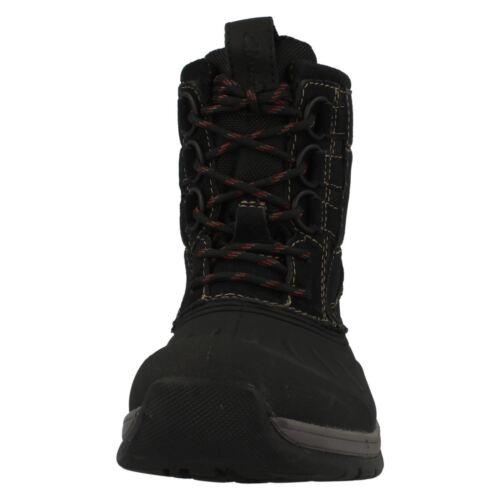 Clarks Black 'nashoba Suede Sale Summit' Mens Boots textile F84gpqZwn