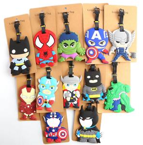 Deadpool Action Figures Bagages Balises de super-héros Batman Holiday suitecase sacs NOUVEAU-afficher le titre d`origine DCB8hCyx-07184508-901583161