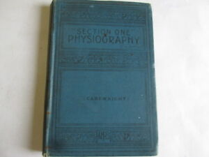 Acceptable-034-Section-One-034-Physiography-Thomas-Cartwright-1899-Thomas-Nelson-and