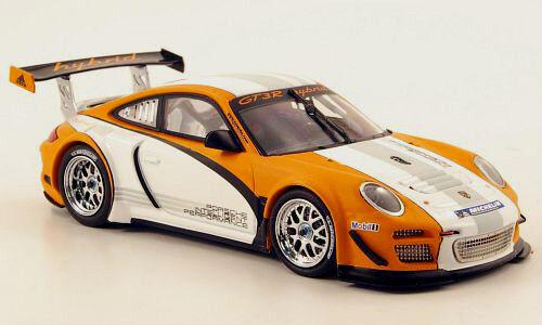 disfrutando de sus compras Maravilloso pr-MODELCoche Porsche 911 GT3R híbrido 2010 - 1 43 43 43 - Lim.  envío gratis