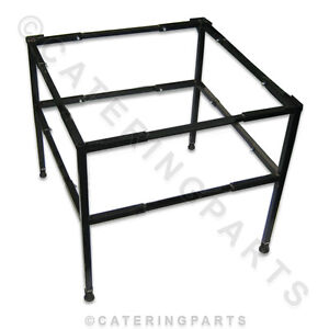 NEW UNIVERSAL ADJUSTABLE PLINTH STAND FOR ICE MACHINE DISH-WASHER GLASS-WASHER