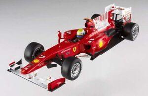 1 Ferrari F10 Bahreïn Gp Massa 1:18 Mattel Racing