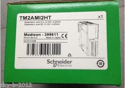 1PCS New Schneider Electric Modicon TM2DDI16DT Extension Module In Box Brand