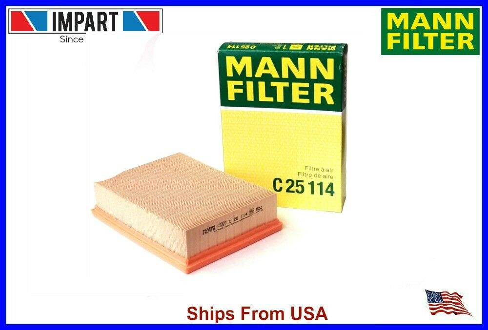 Filtro de aire filtro nuevo Mann-Filter C 25 114//1