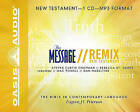 Message Remix New Testament-MS: The Bible in Contemporary Language by Eugene H Peterson (CD-Audio)