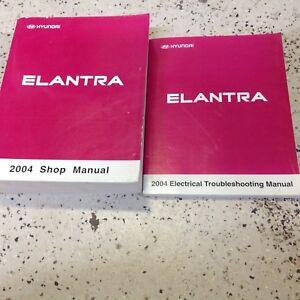 hyundai elantra 2004 repair manual
