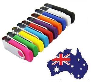 AUS - 10Pcs/Lot Flash Drive USB 2.0 Memory Stick Data Storage Thumb Pen U Disk