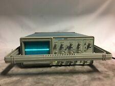 Tektronix 2205 20mhz Oscilloscope Tested