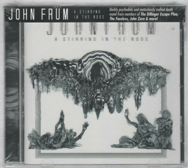 John Frum (CD) a Instrumento IN The Noos