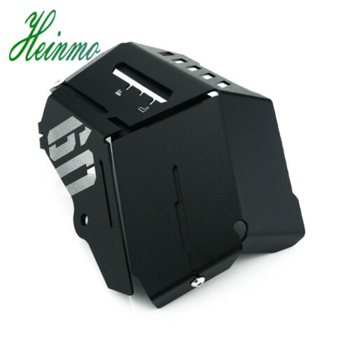 For Yamaha FZ-09 MT-09 2014-16 Radiator Water Coolant Reservoir Tank Guard Cover