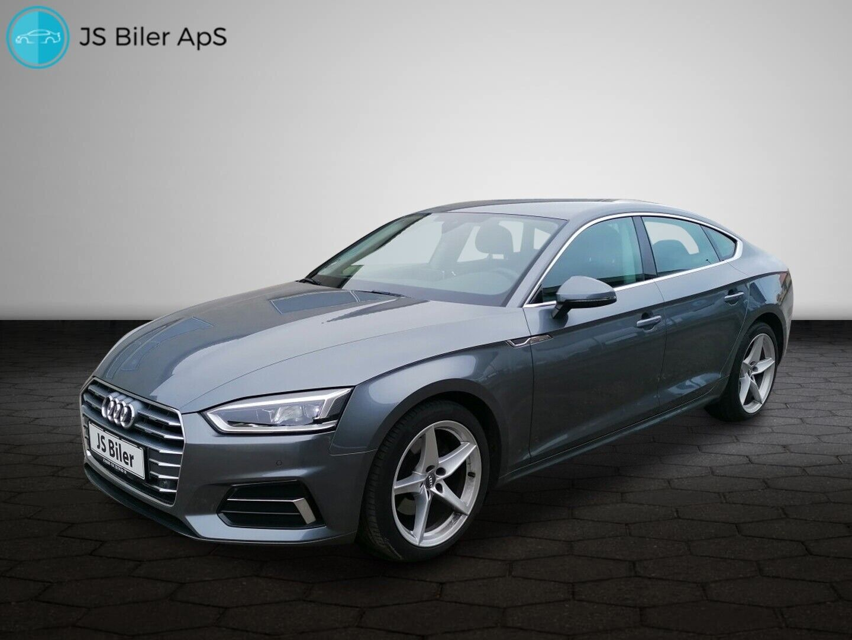 Audi A5 2,0 TFSi 190 Sport Sportback S-tr. 5d - 399.900 kr.