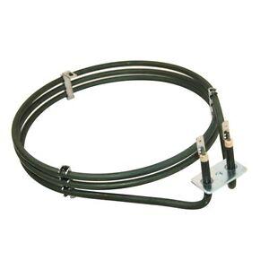 Umluftofen Element für Zanussi ZOU882QW 2000 Watt