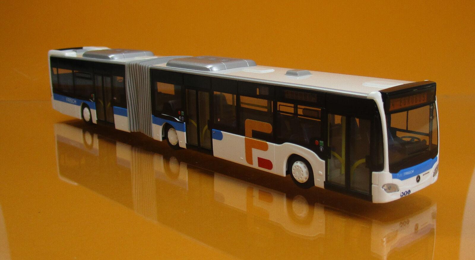 Rietze 73618 Mercedes-Benz Citaro Bus G 15 Emile fraîchement Luxembourg Scale 1 87 NOUVEAU
