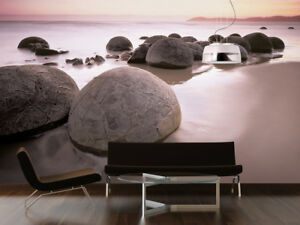 Giant-photo-wallpaper-366x254cm-Giant-Round-stones-on-the-beach-Wall-Mural-decor