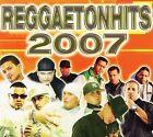 Reggaetonhits 2007 by Various Artists (CD, Oct-2006, J & N Records)