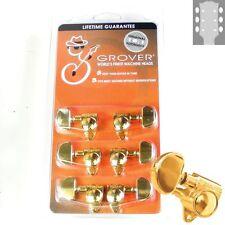 Grover 102-18G Rotomatics 18:1 Tuners/machine heads 3x3 Gold