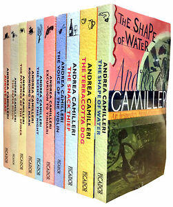 Inspector-Montalbano-Collection-Andrea-Camilleri-10-Books-Set-The-Shape-of-Water