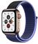 Nylon-Sport-Loop-Cinturino-Per-Apple-Watch miniatura 10