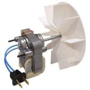 Electric Fan Motor Kit Blower Wheel 120 Bathroom Exhaust Vents Fans Replaceme