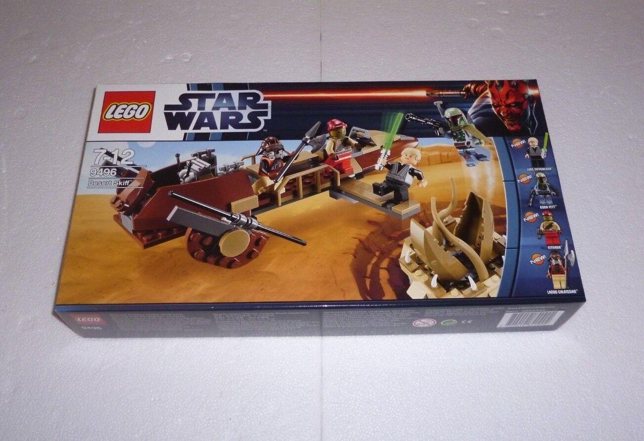 LEGO StarWars Desert Skiff (9496) NEU / NEW OVP