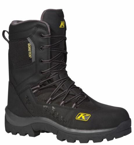 Klim Adrenaline GTX Boot Black Men/'s