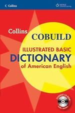 Collins Cobuild Illustrated Basic Dictionary of American English (Book & CD-ROM