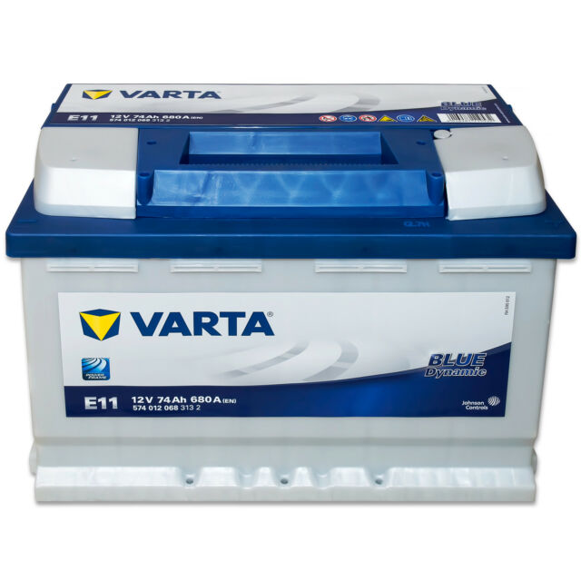 Varta Autobatterie E 11