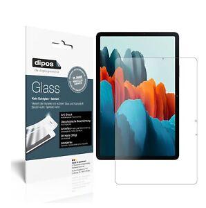 2x-Pellicola-per-Samsung-Galaxy-Tab-S7-LTE-Protettiva-Protezione-opaco-Vetro
