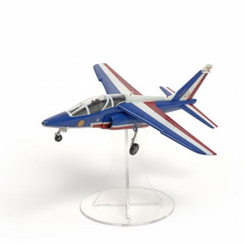 """Alpha Jet /"""" 60 ans Patrouille de France /""""  1//72 Neuf en boite avion miniature"""