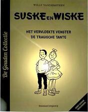 16 x Suske en Wiske Gouden collectie Algemeen Dagblad